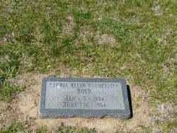 Gloria Ellen <i>Clodfelter</i> Boyd