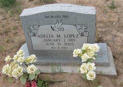 Adelia <i>M.</i> Lopez