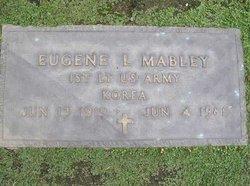 Eugene Lawrence Mabley