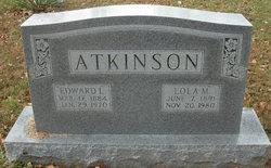 Lola Maude <i>Harrison</i> Atkinson