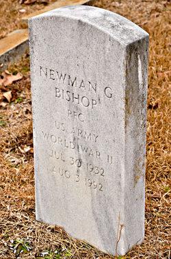 Newman G Bishop
