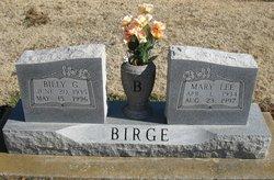 Mary Lee <i>Caswell</i> Birge