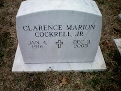 Clarence Marion Cockrell, Jr
