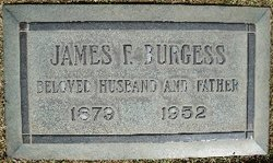 James Franklin Burgess