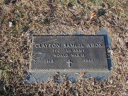 Clayton Samuel Amos