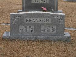 John Henry Branson