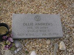 Ollie Andrews