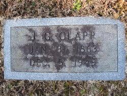 James George Washington Clapp