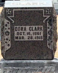 Dora <i>Trentham</i> Clark