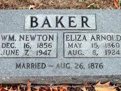 Eliza <i>Arnold</i> Baker