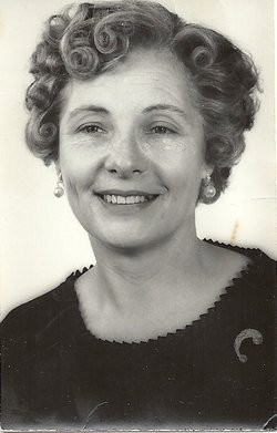 Lois Elizabeth Betty <i>Kern</i> Alvarez