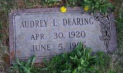Audrey Elizabeth <i>Lynch</i> Dearing