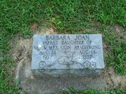 Barbara Joan Armstrong