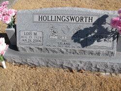 Lois Marie <i>Tannahill</i> Hollingsworth