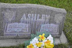 Myrtle J Ashley