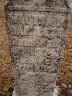 Martha Helen <i>Trapp</i> Bartlett