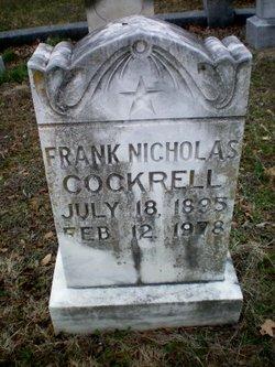 Frank Nicholas Cockrell