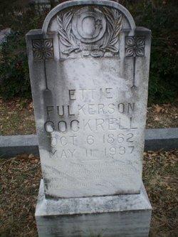 Henrietta Ettie <i>Fulkerson</i> Cockrell