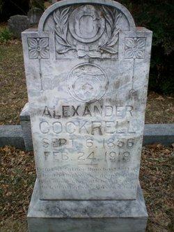 Alexander Cockrell