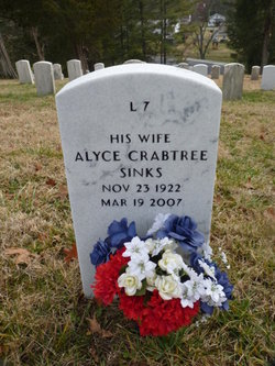 Alyce Florence <i>Crabtree</i> Sinks