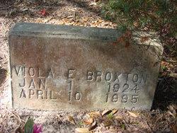 Viola E. Broxton