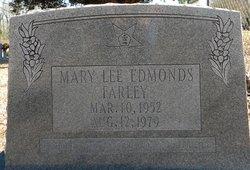 Mary Lee <i>Edmonds</i> Farley