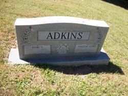 Henry E Adkins