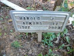 Harold J Adkins