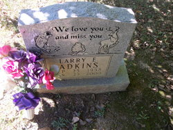 Larry Eugene Adkins