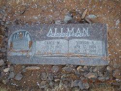 Grace M Allman