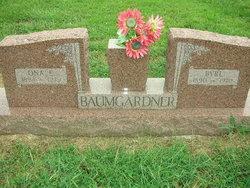 Ona E. <i>Stephenson</i> Baumgardner