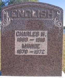 Minnie Etta <i>Johnson English</i> Holtsclaw
