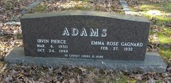 Irvin Pierce Adams