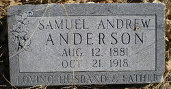 Samuel Andrew Anderson