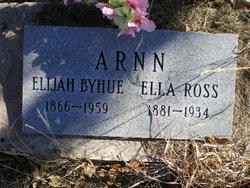 Elijah Byhue Arnn