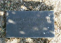 Mary Elizabeth Mamie <i>Gaston</i> Reed
