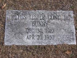 Rufus Lester Bunny Cone, Jr