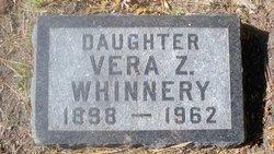Vera Z. Whinnery