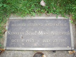 Kenneth Still-Man Anderson