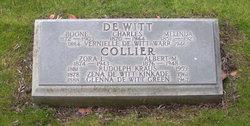 Zora L <i>De Witt</i> Collier