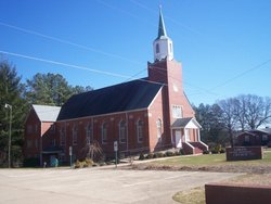 Lowes United Methodist Church Cemetery