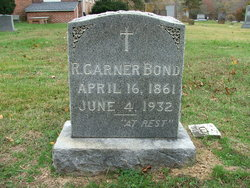 R. Garner Bond