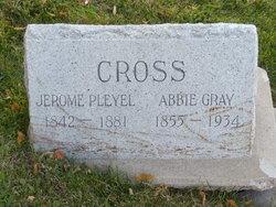 Abbie <i>Gray</i> Cross