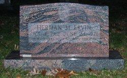 Herman Milton Ervin