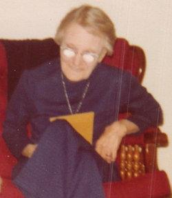 Ruth Mae Rusmisel