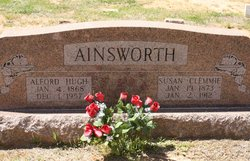 Susan Clementine <i>Collins</i> Ainsworth