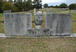 R. B. Alexander