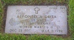 Alfonso A. Cota