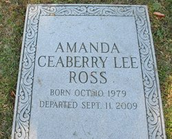 Amanda Ceaberry Lee Ross