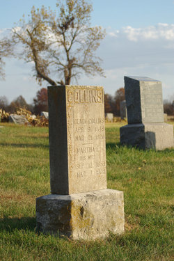 Martha E. <i>Baker</i> Collins